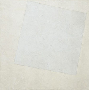 Malevich White on White 1918
